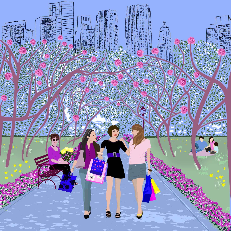 CENTRAL PARK – Design Ref. 2291
