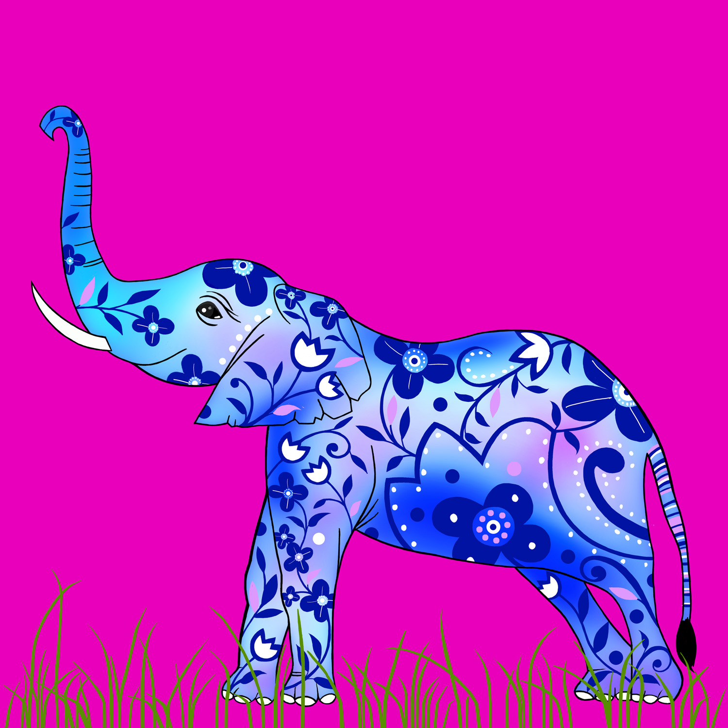 ELLA THE ELEPHANT – Design Ref. 2539