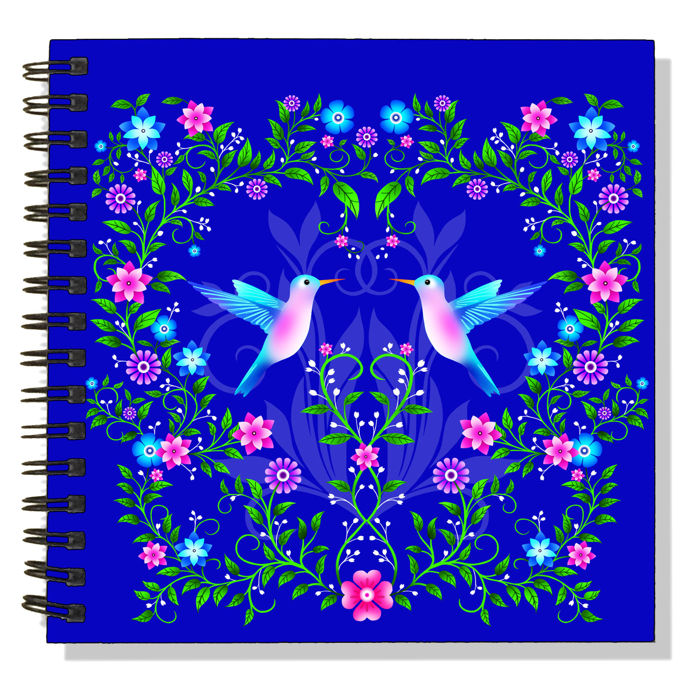 140mm Square Notebook
