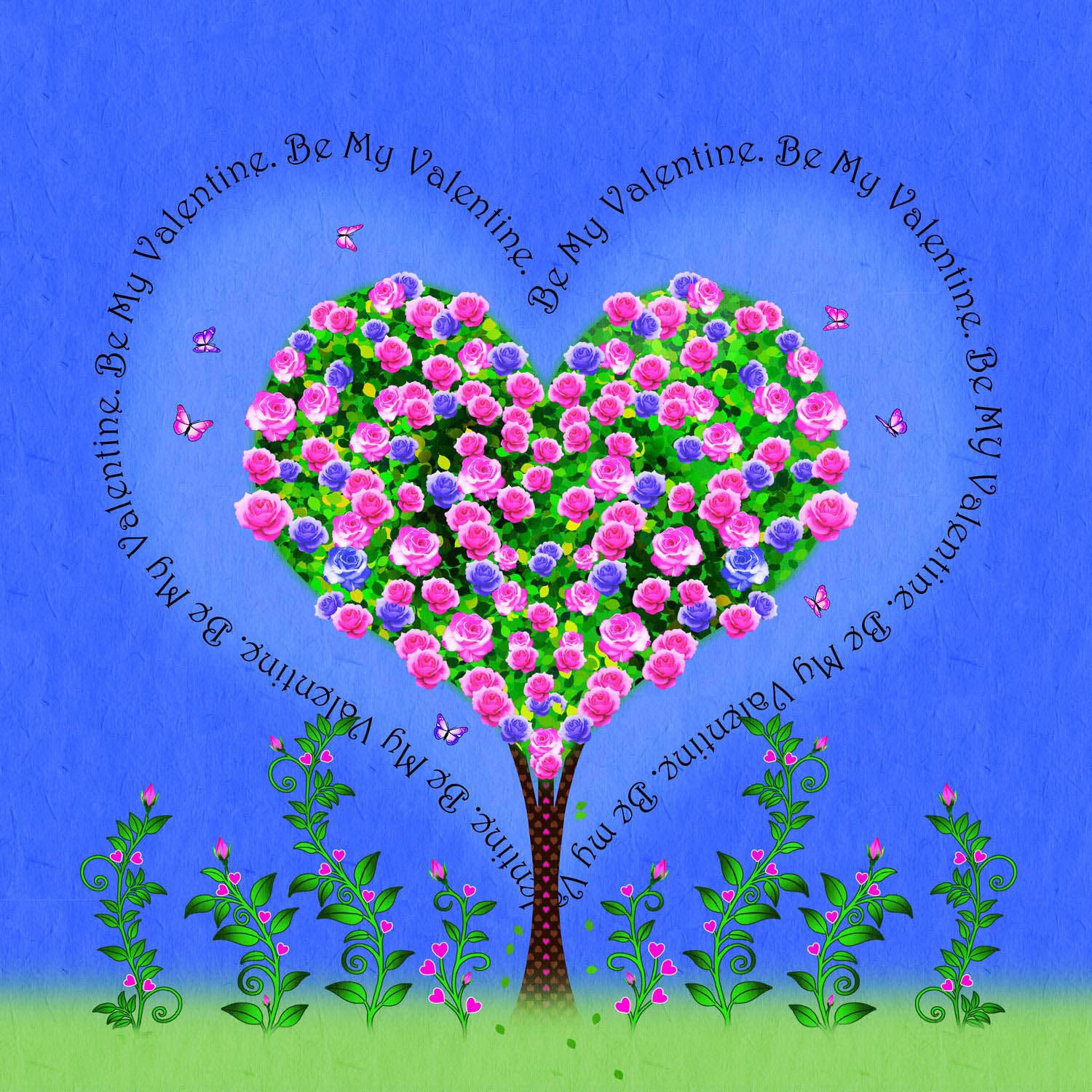 HEART TREE – Design Ref. 2651