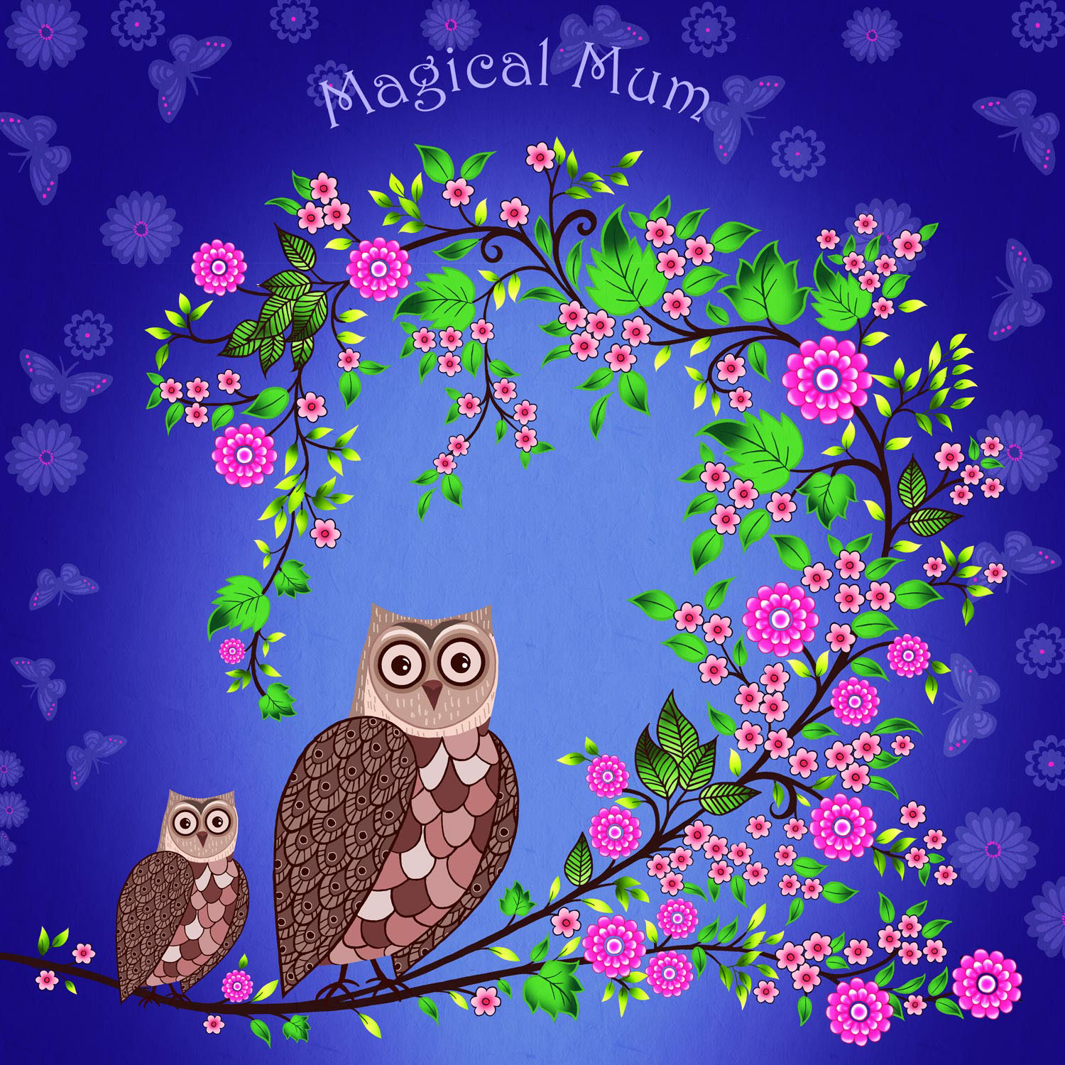 MAGICAL MUM – Design Ref. 2663