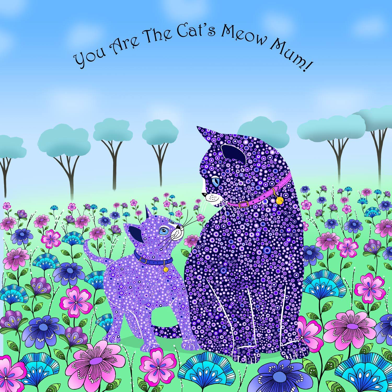 CAT'S MEOW – Design Ref. 2665