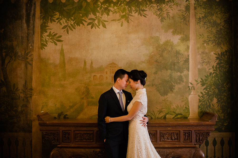 - Kian Feng and Wai Leng | China Black Raffles Hotel