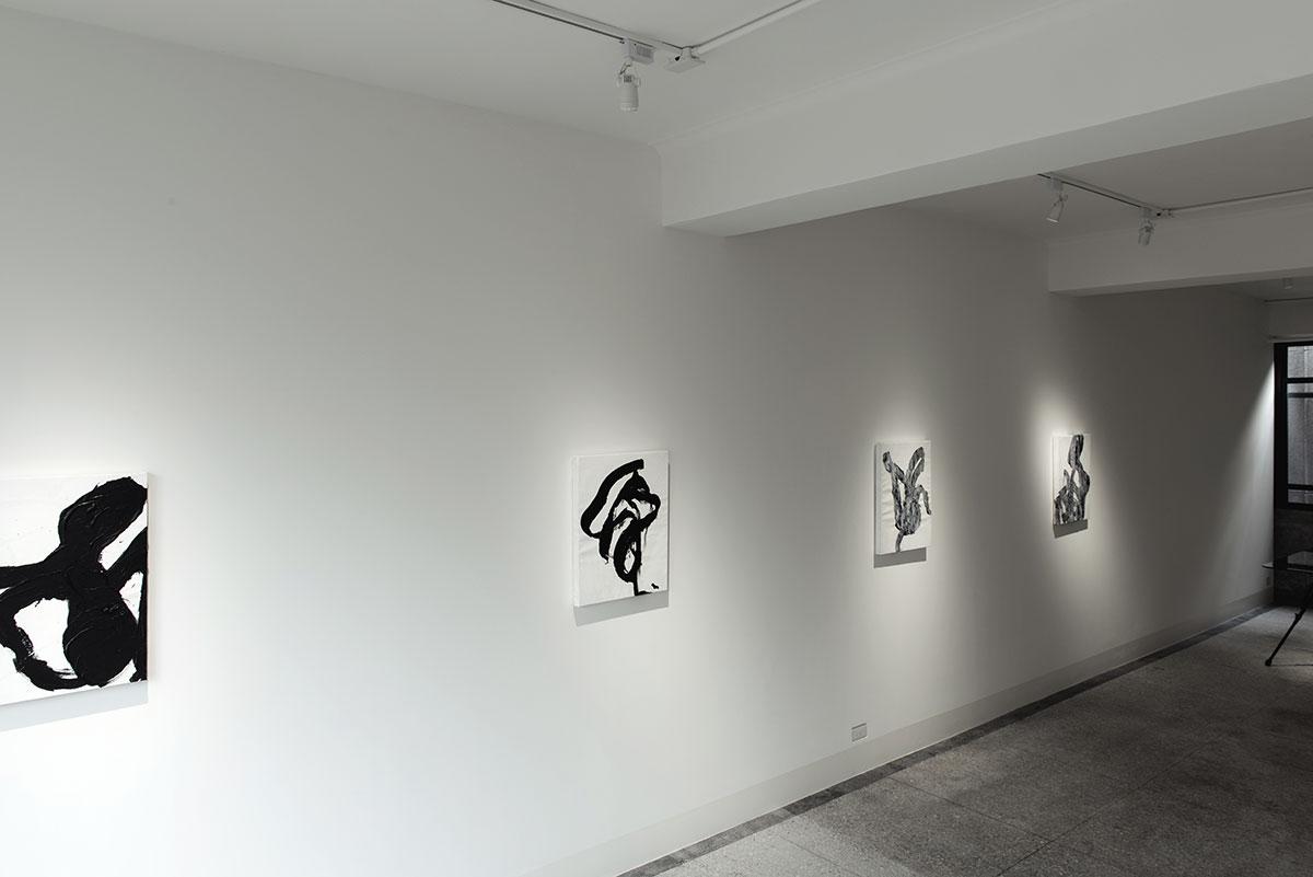 Joji Nakamuta solo exhibition