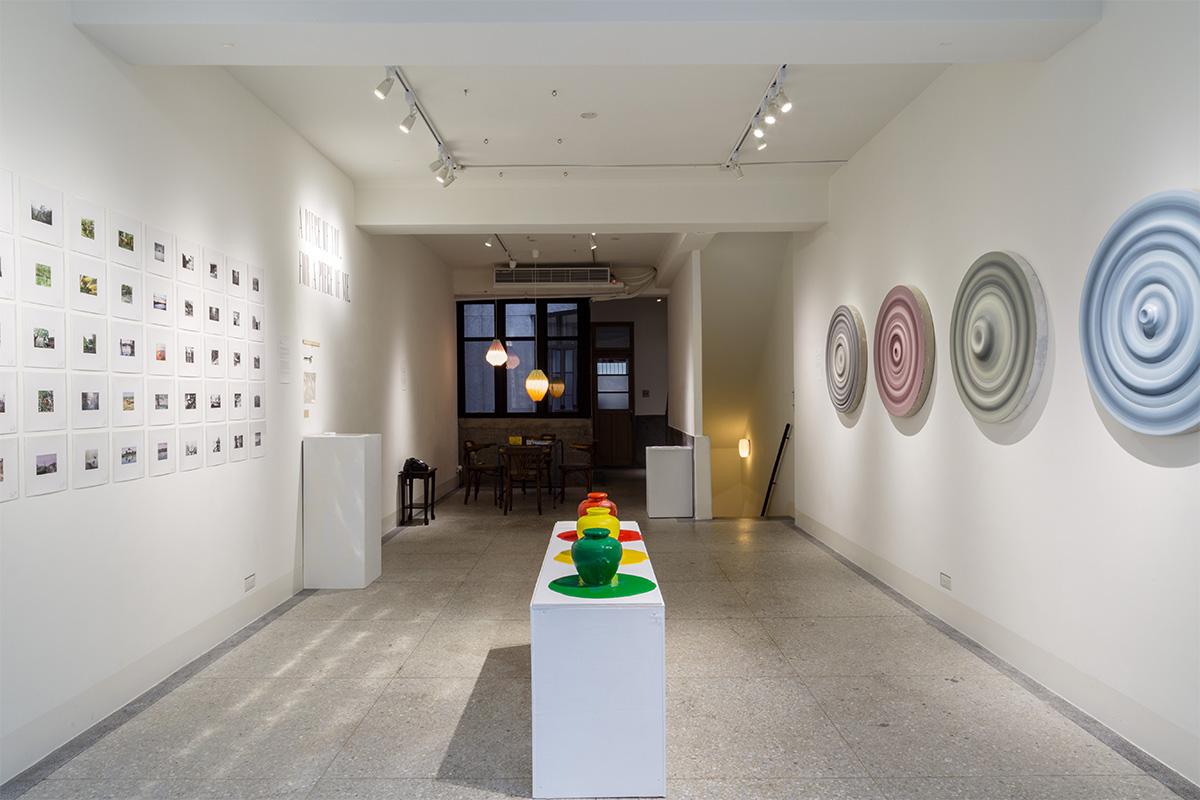 《 板塊 Plate 》Aïe Galerie