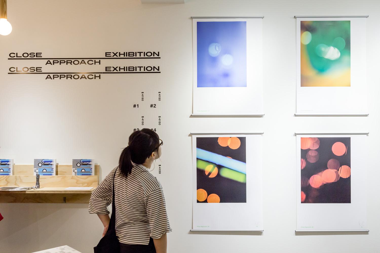 大接近 Close Approach - 維納斯美術紙全紙樣書展 - 設計、紙張與印刷
