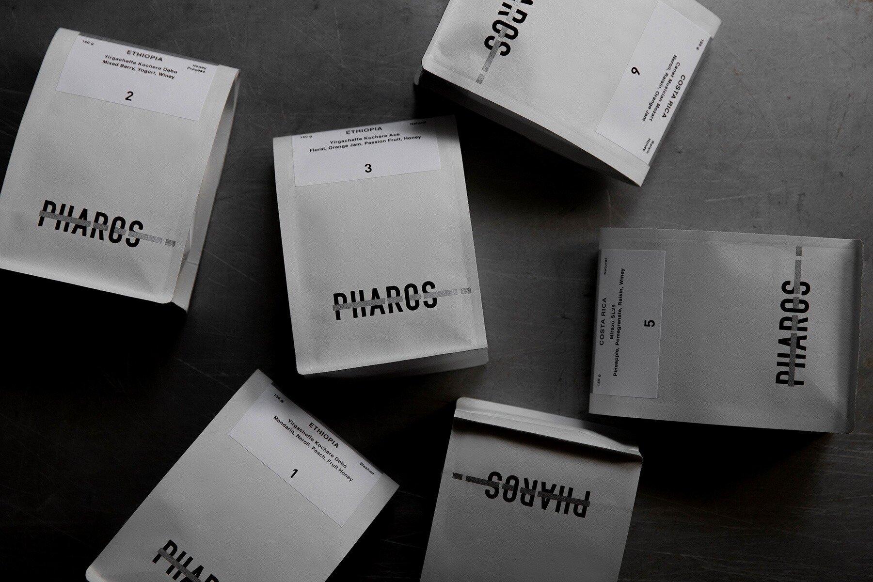 |The Taste|Pharos 咖啡品牌發表