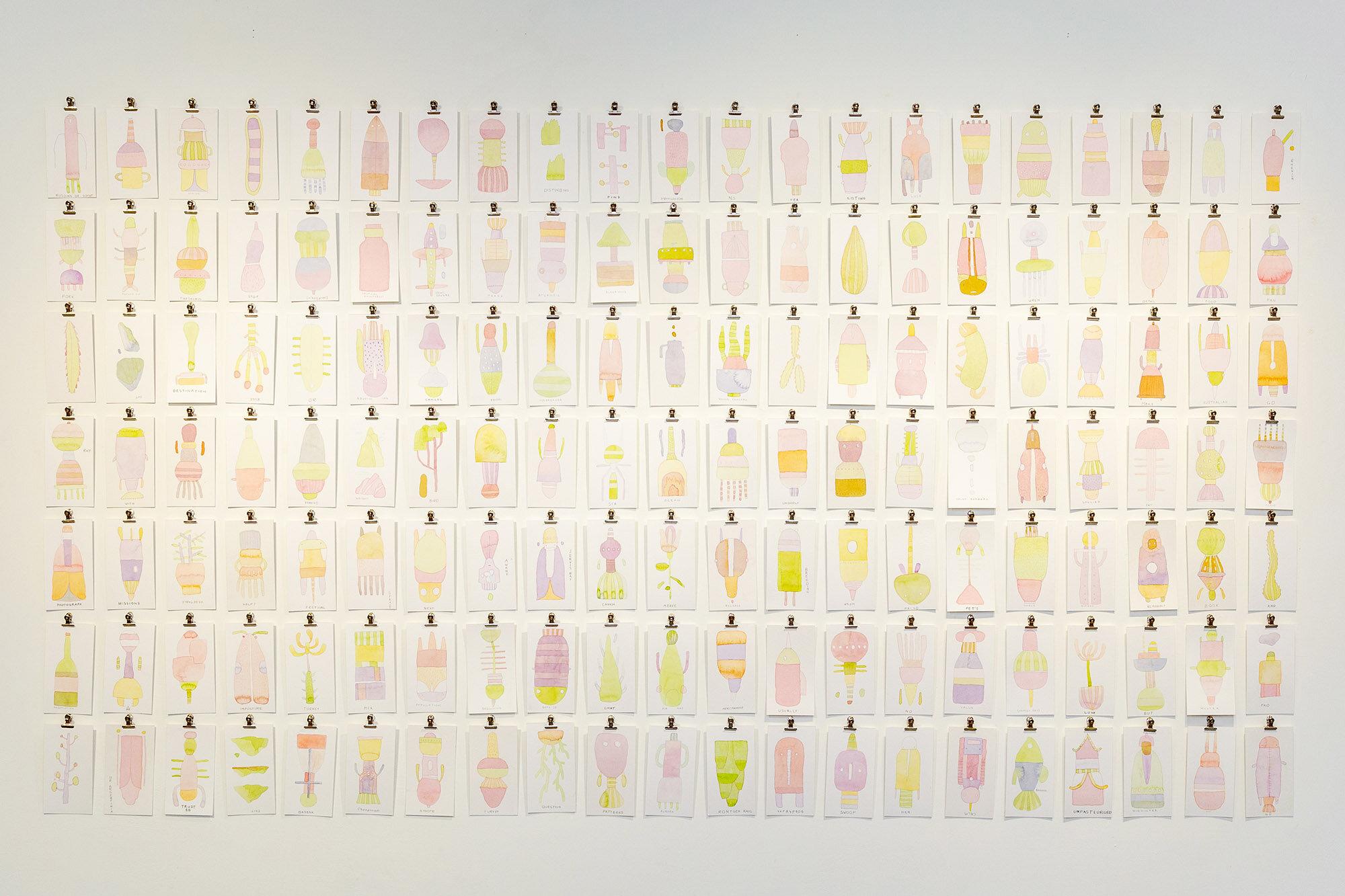 澳洲藝術家 Matt Chun 個展