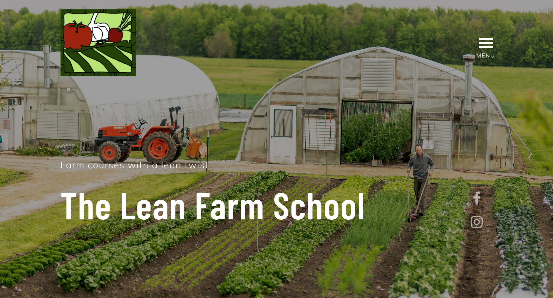 Ben Hartman, author of The Lean Farm, is the nation's leading expert on lean systems thinking applied to the farm, and Clay Bottom Farm is recognized internationally for its sustainable and profitable farming model. Join our growing list of students in our lean farm school online course.Ben Hartman, author of The Lean Farm, is the nation's leading expert on lean systems thinking applied to the farm, and Clay Bottom Farm is recognized internationally for its sustainable and profitable farming model. Join our growing list of students in our lean farm school online course.