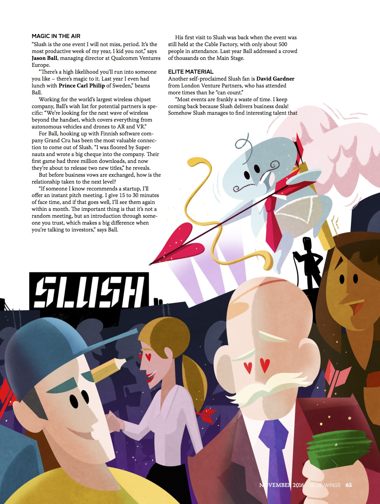 slush ./
