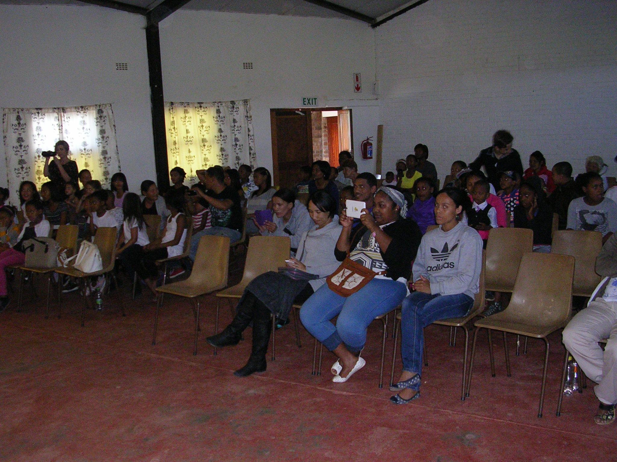 Audience community members