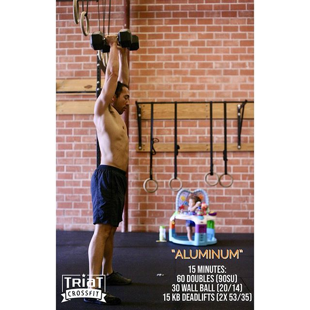How's your Friday looking? #triatcrossfit #crossfit #functionalfitnessserveddaily #bellairetx
