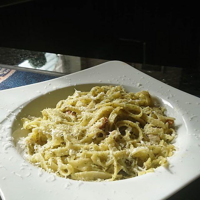 Nellies Pasta Pesto