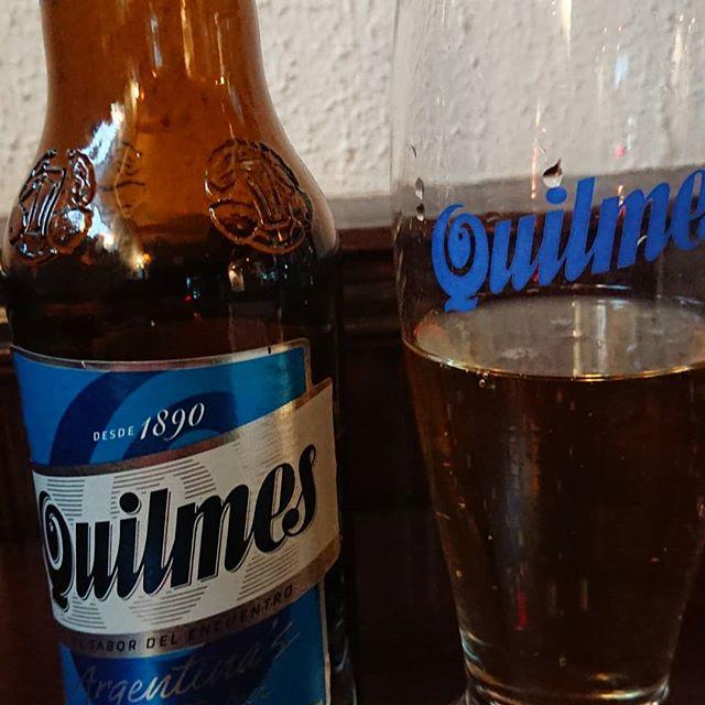 Välkommen tillbaka Quilmes 😍