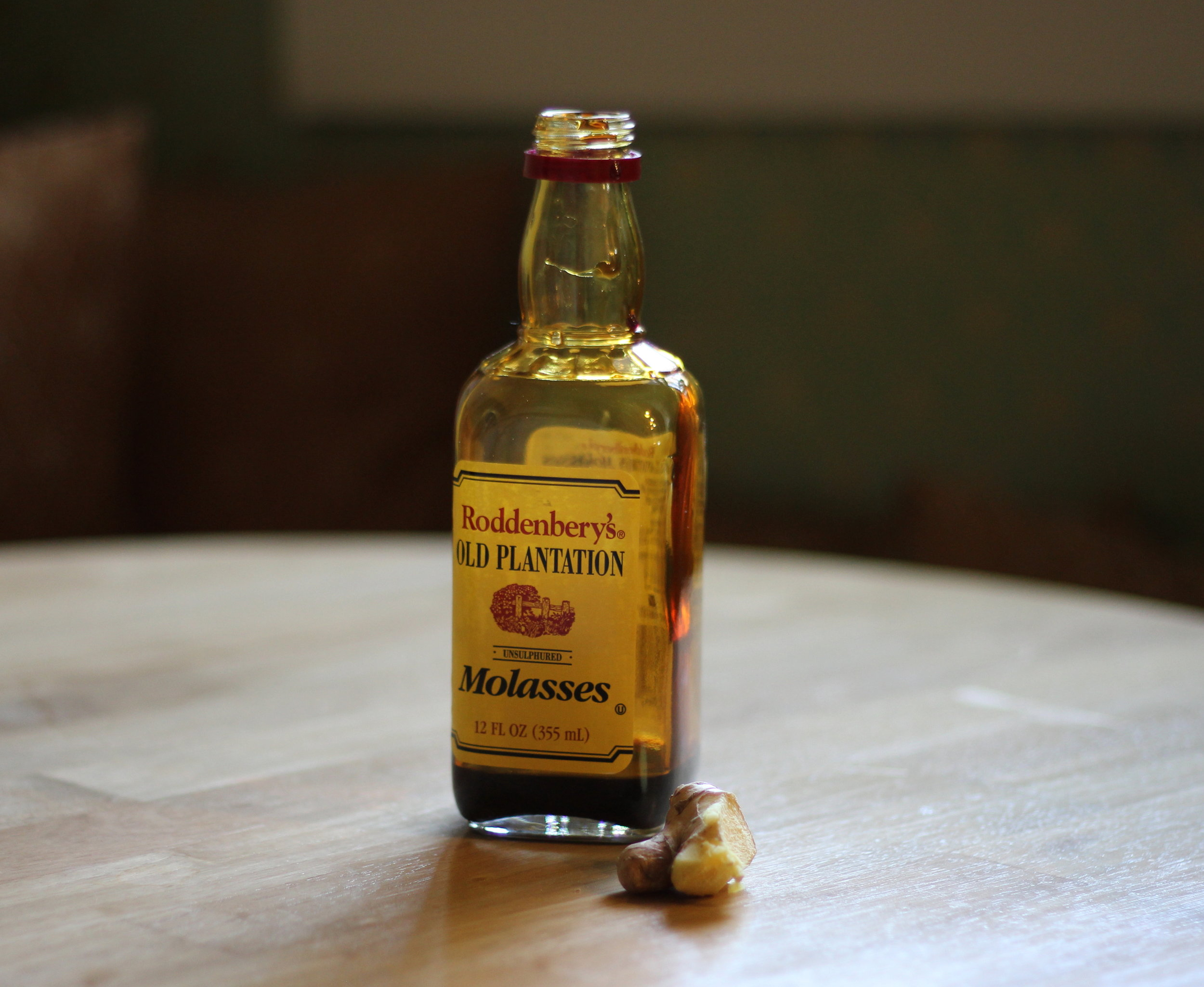 did I buy this brand of molasses because it looks like a tiny liquor bottle? Yes. That is accurate.