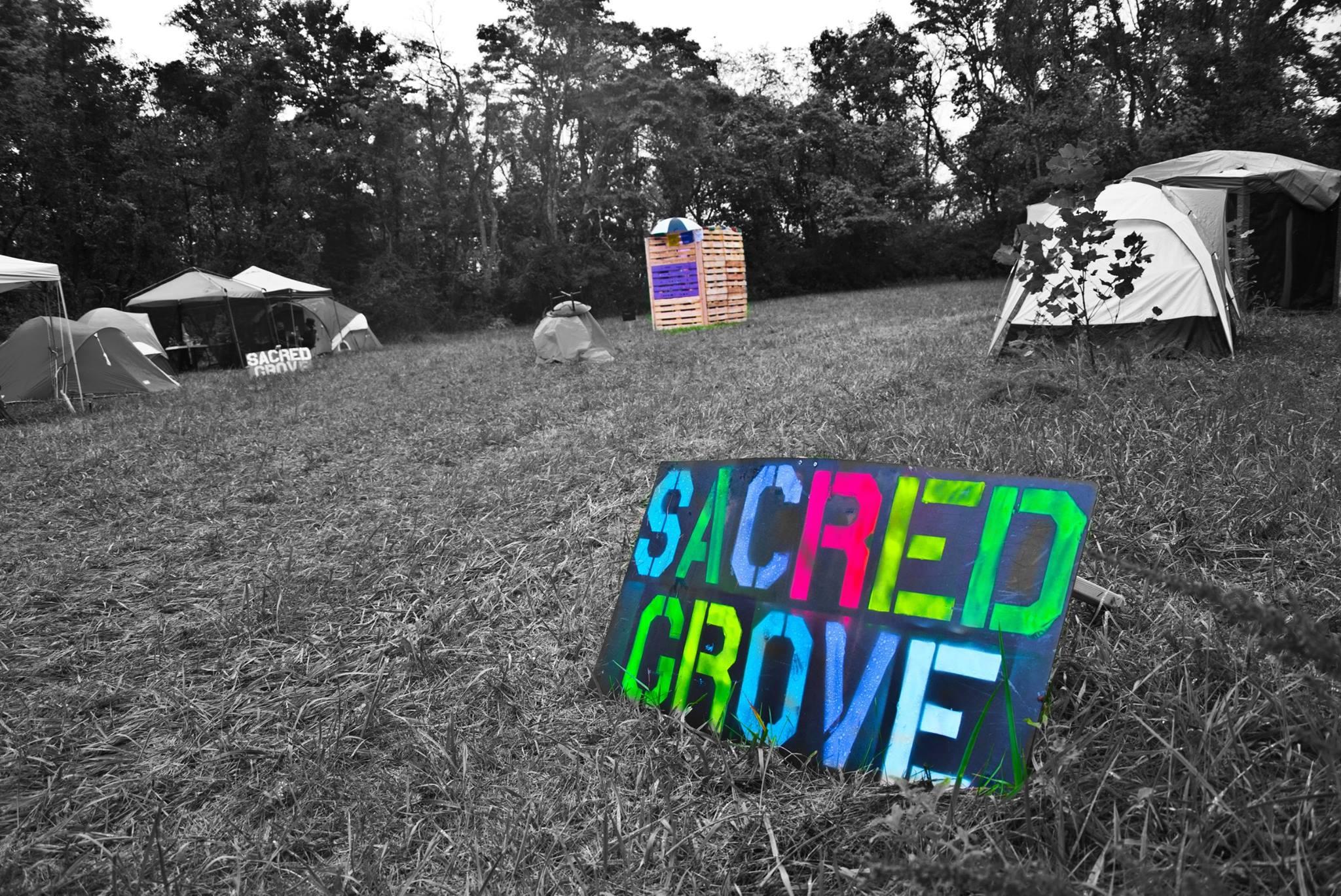 Sacred Grove, Mosaic 2015