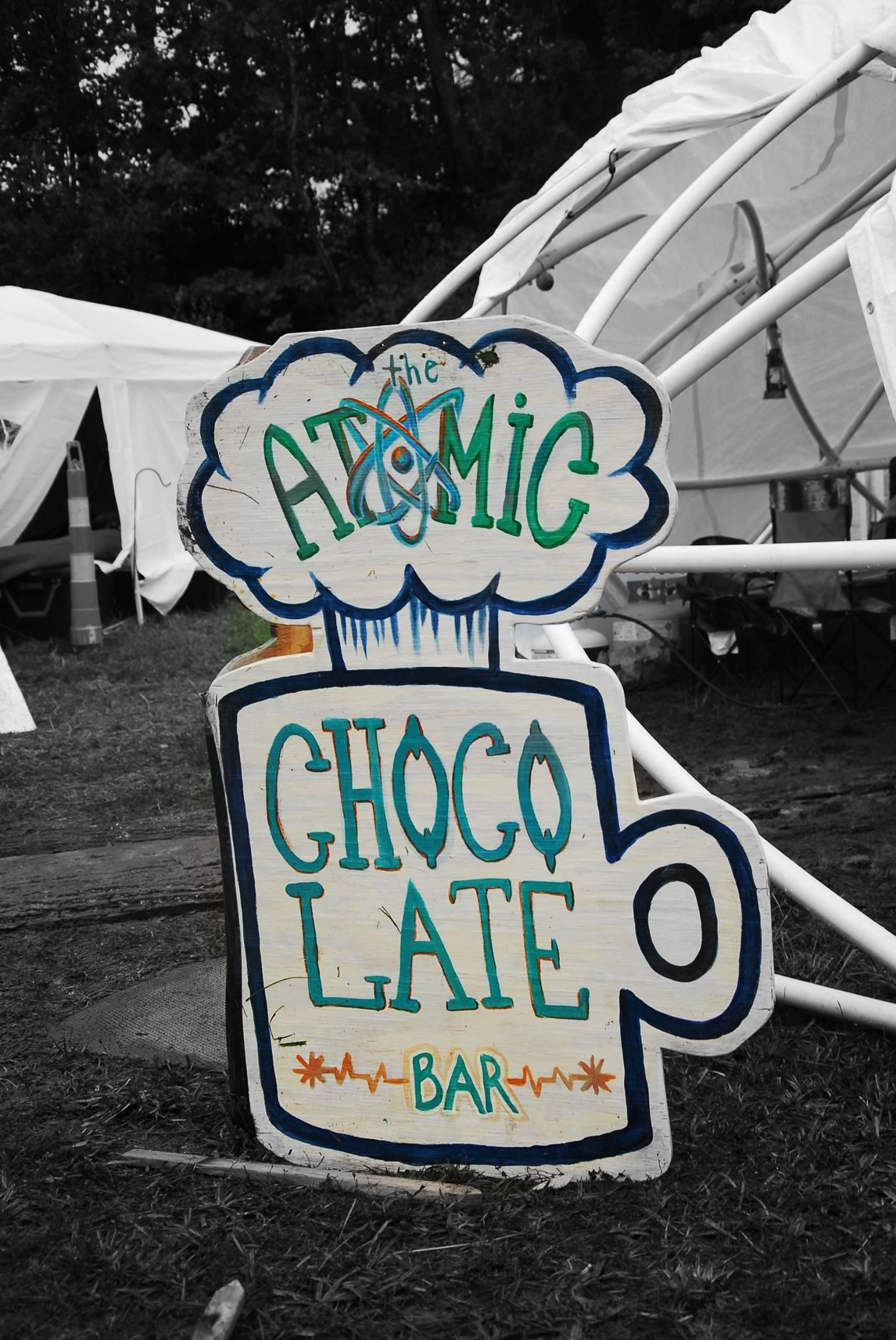 Atomic Chocolate Bar