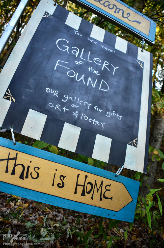 Gallery of the Found
