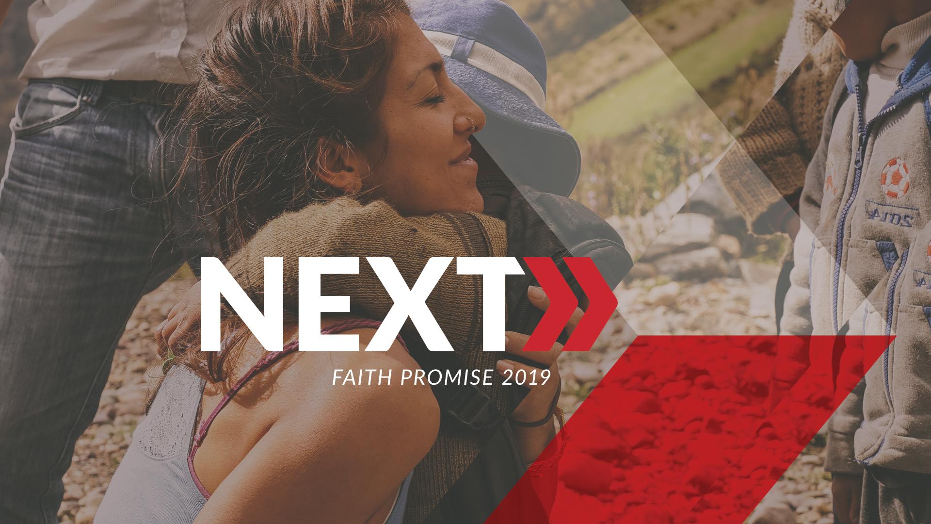 Faith Promise 2018