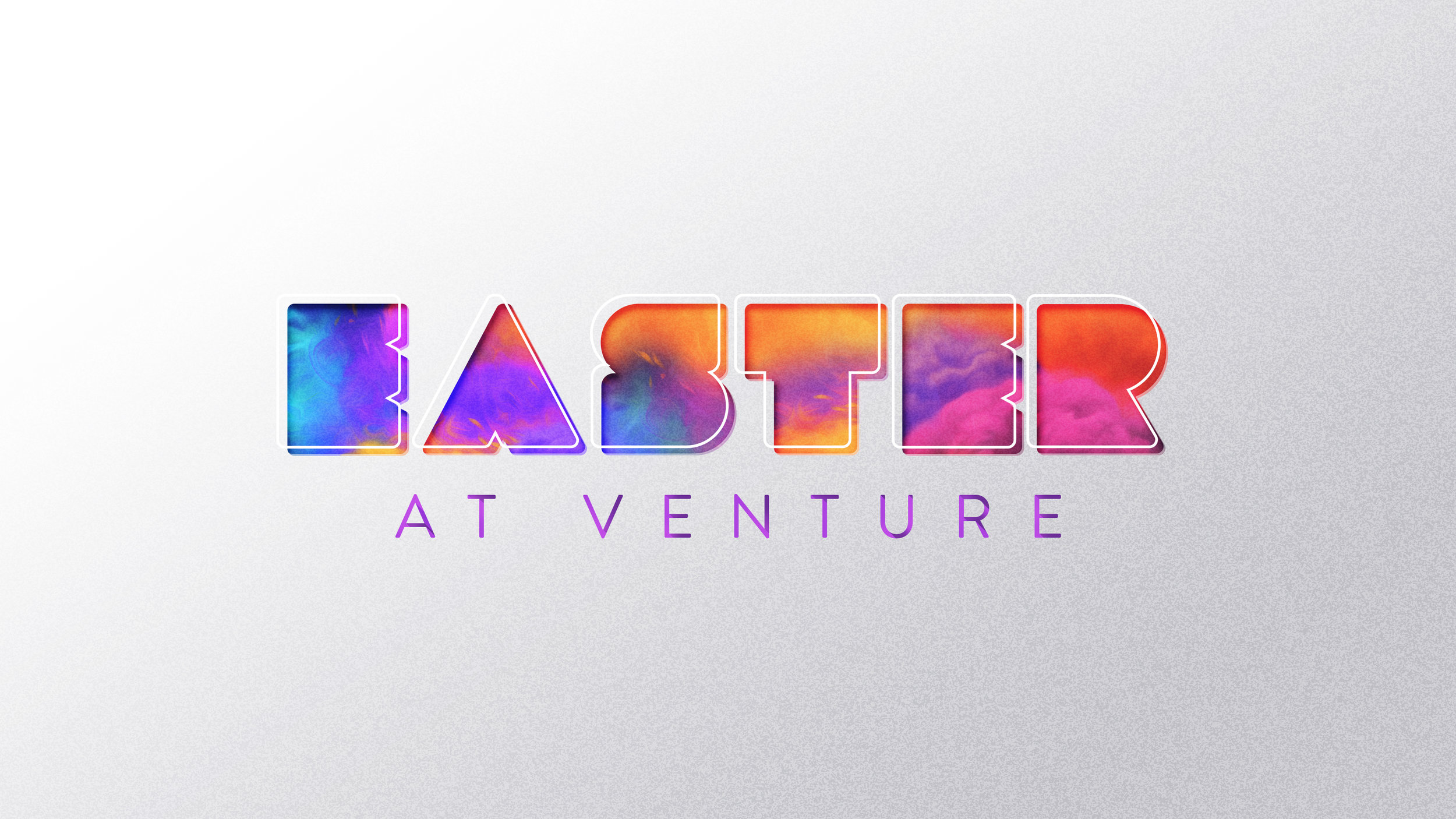 Easter at Venture 2019