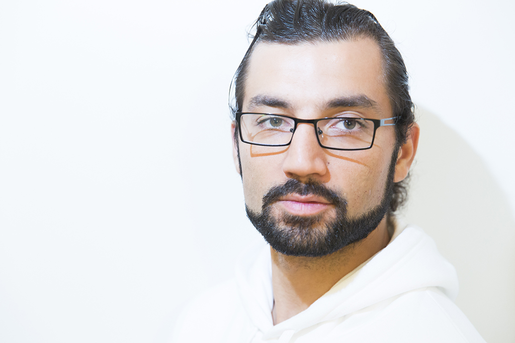 Photograph of Mehdi Medjaoui, Software Co-Chair