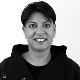 Photograph of Deb Chachra, Keynote Speaker