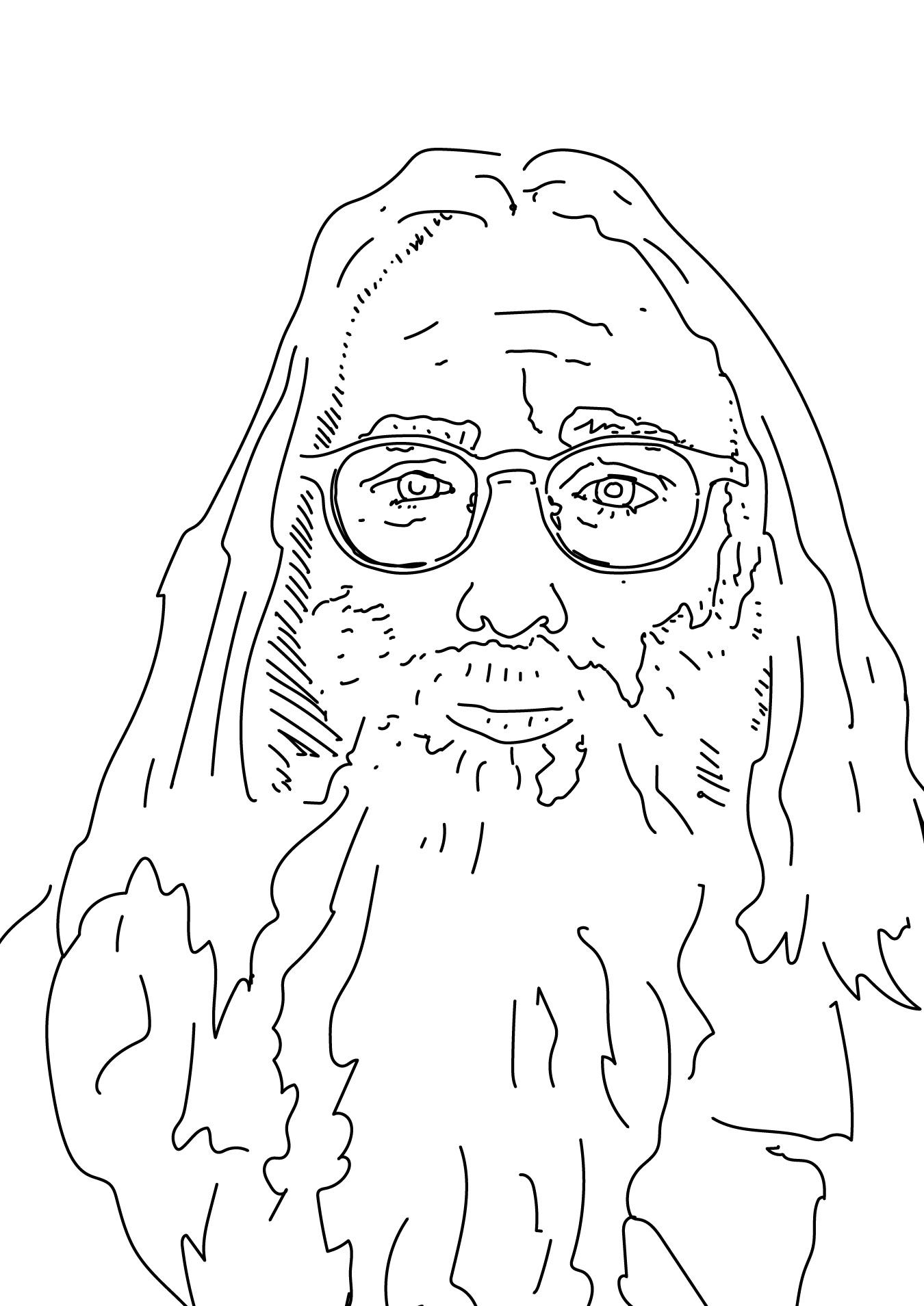 Illustration of Koen Berghmans