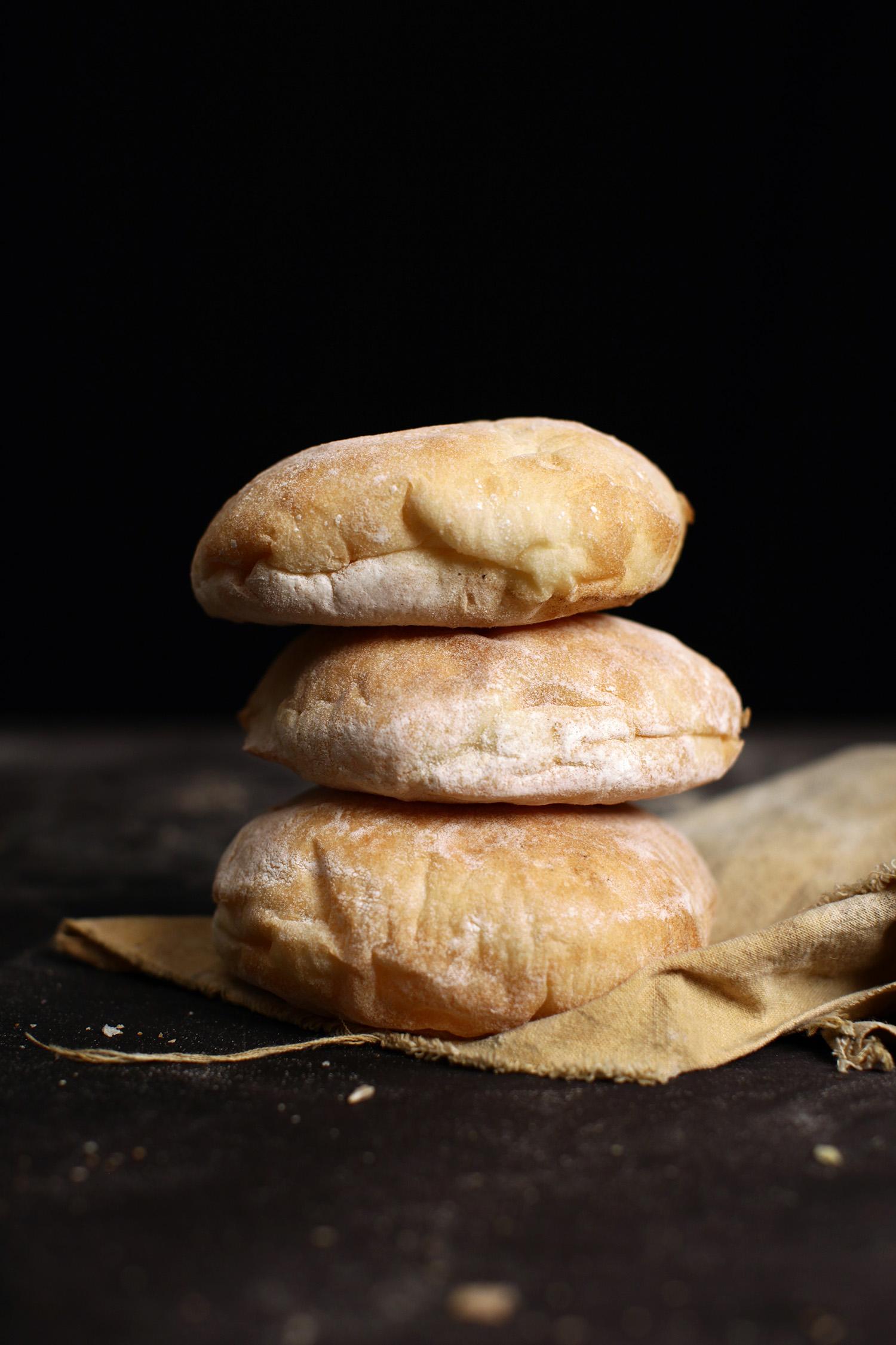 English Flour Rolls