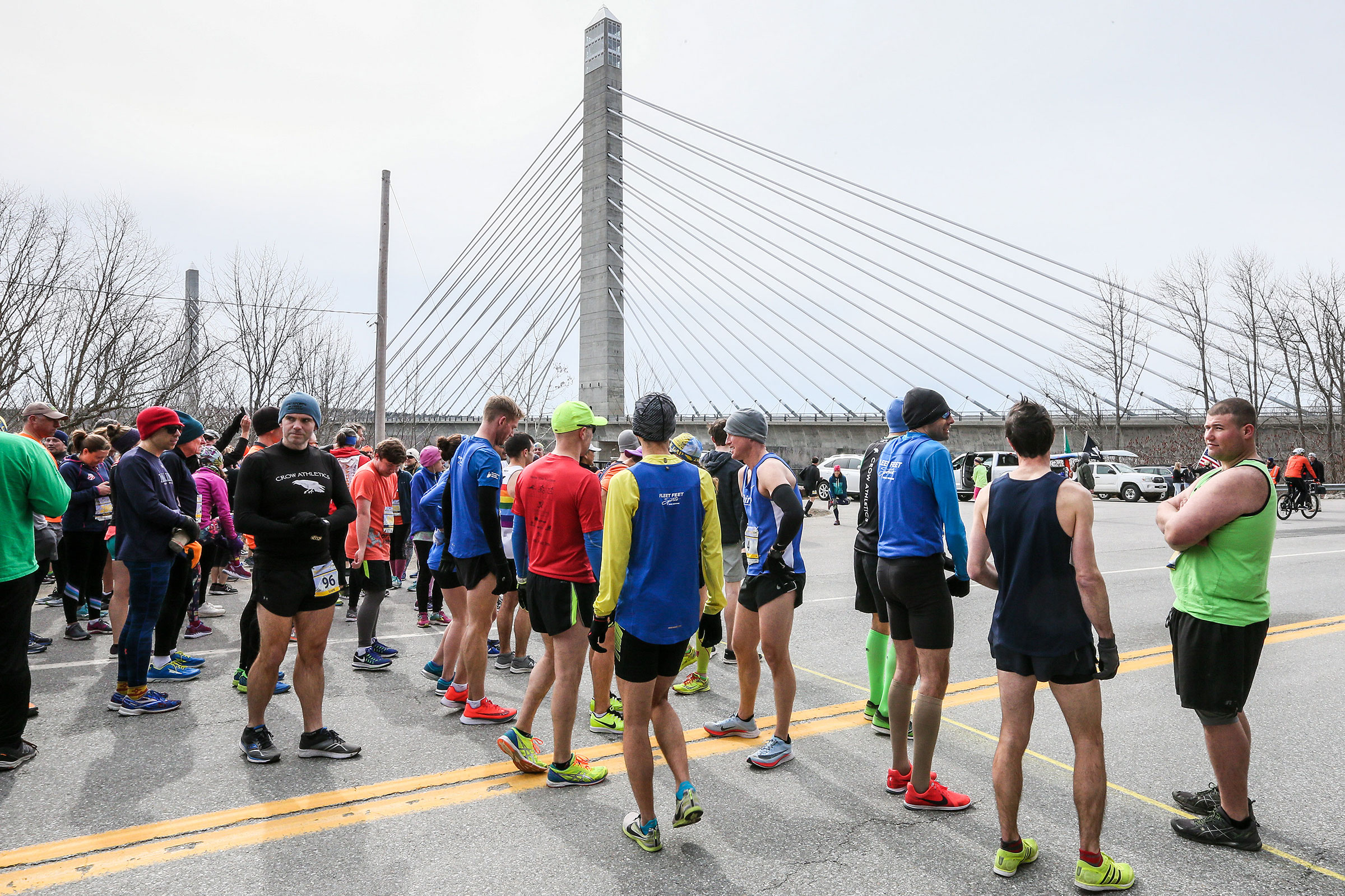 Bridge the Gap Race