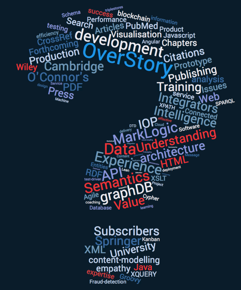 Why OverStory? We offer expertise, experience and efficiency