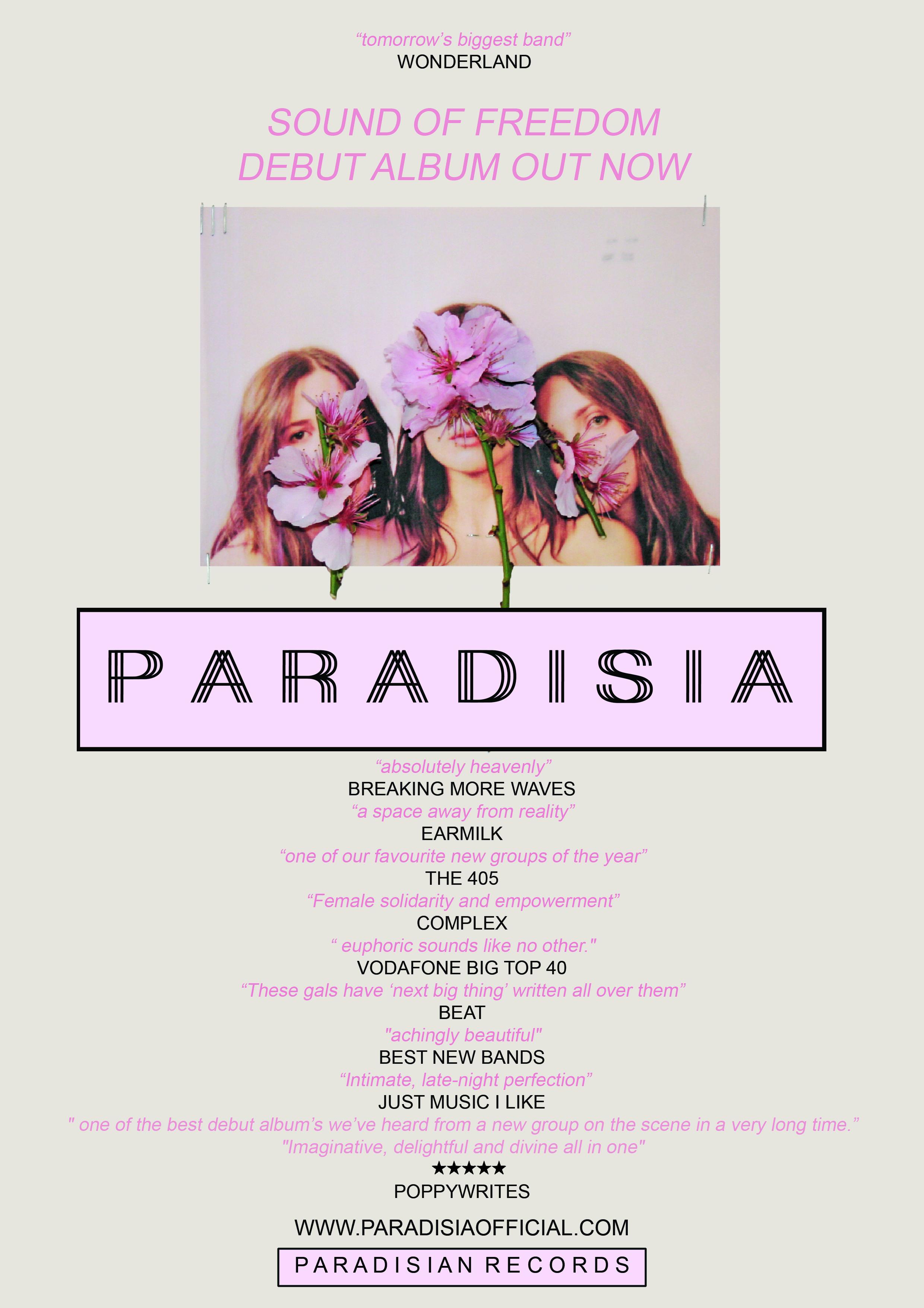 PARADISIA ALBUM POSTER 6 july 2017.jpg
