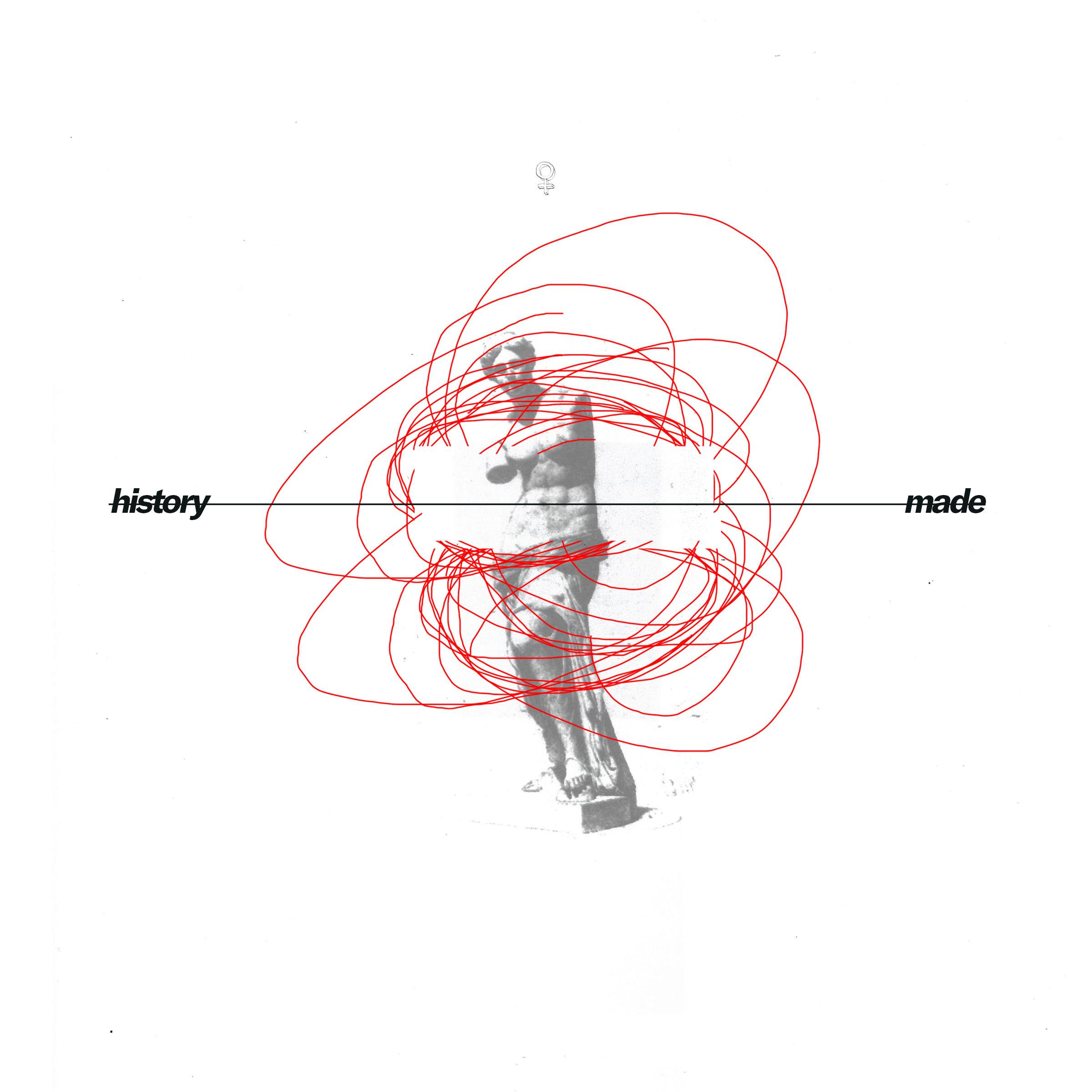 Paradisia - History Made - cover artwork by Anna pesquidous.jpg