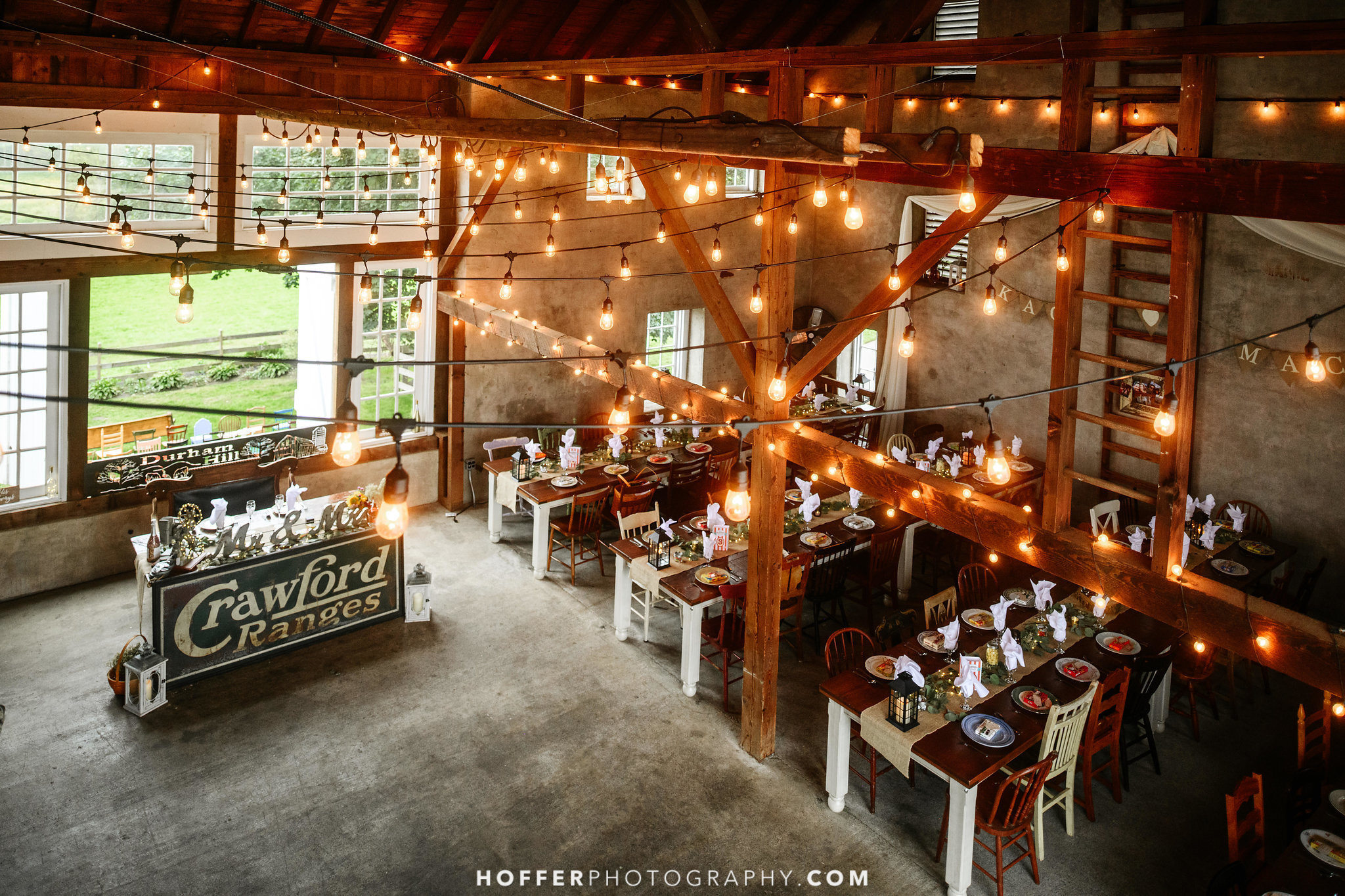 5 -Star rated, award winning barn venue in Bucks Co.   With over 90+ five star reviews, Bucks Happening's 2018 & 2019 Best Wedding Venue, we are among the best of the best in Bucks County for your barn wedding.