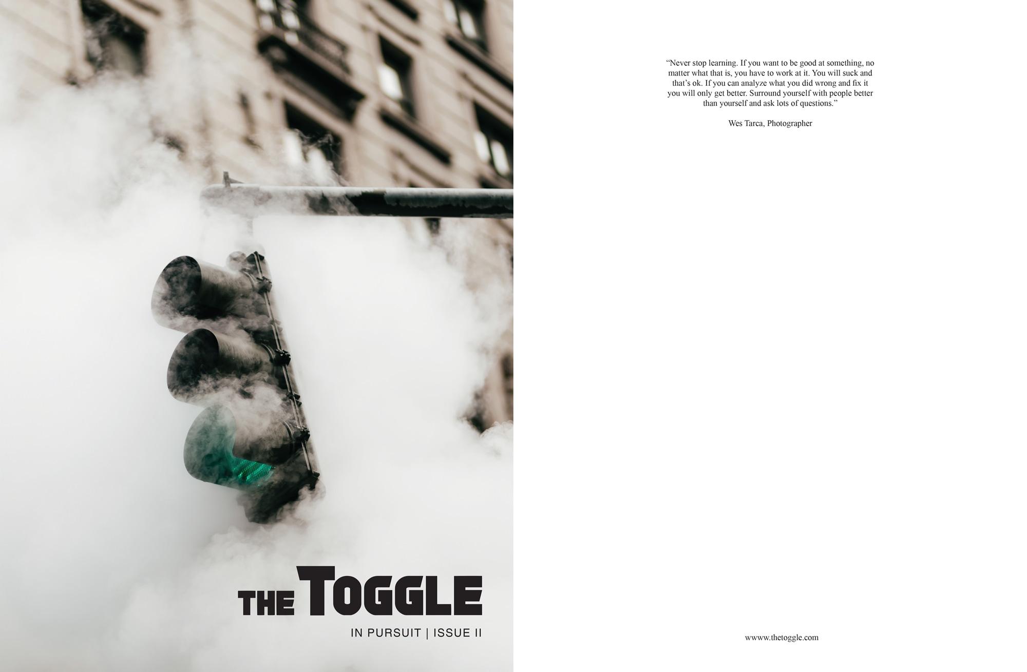 The Toggle Magazine, Issue II  the  t  oggle.com