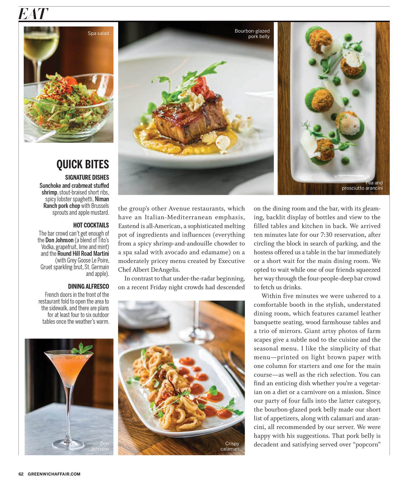 Greenwich magazine, May 2016  greenwichmag.com