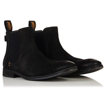 Superdry Meteor Suede Chelsea Boots -  £55.00
