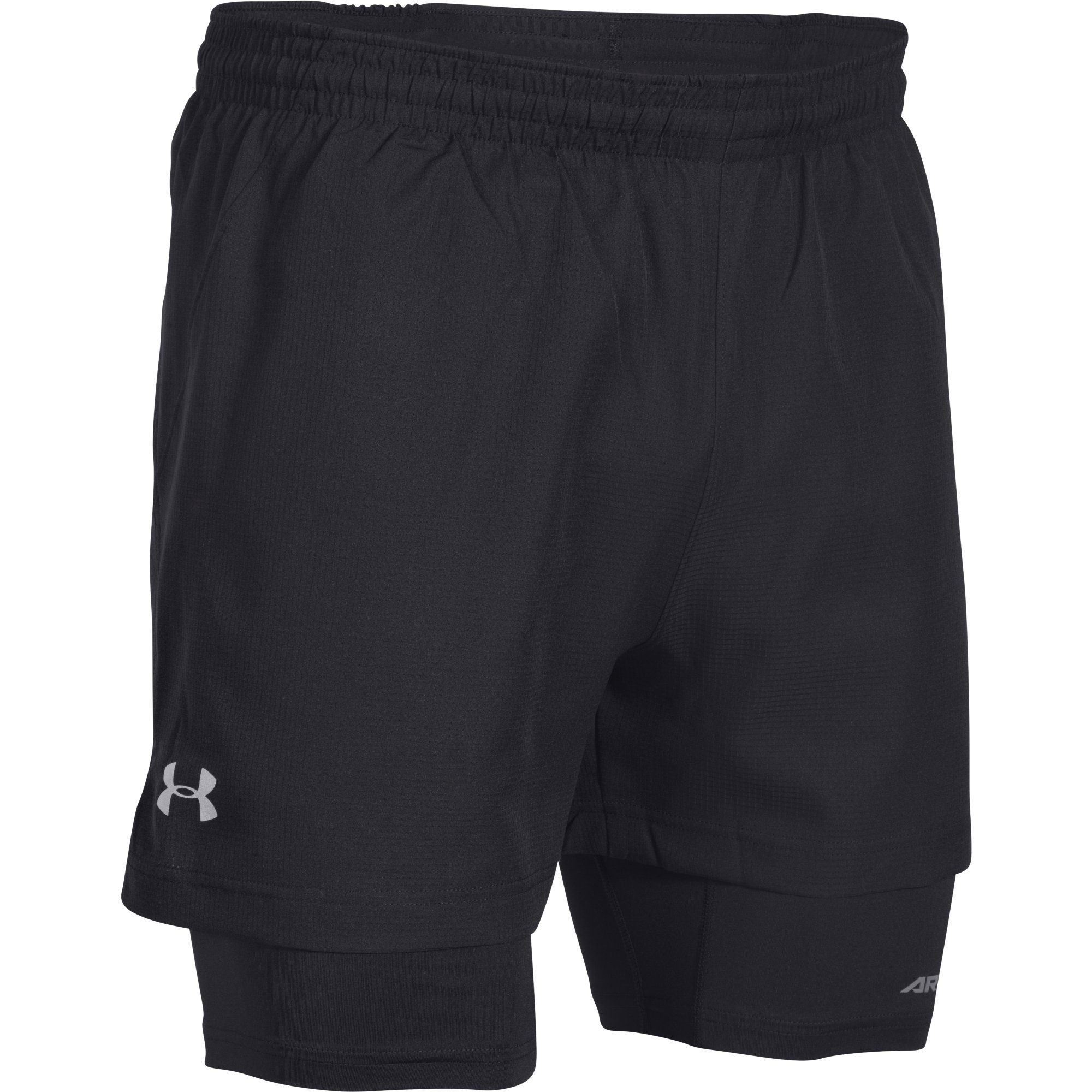 Under armour Transport 2-in-1 shorts -  £45.00
