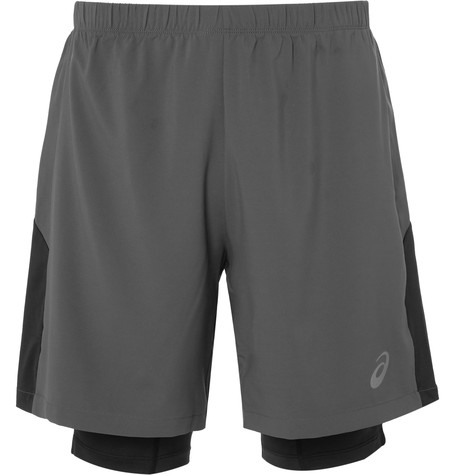 Asics 2-IN-1 7-INCH RUNNING SHORTS -  £35.00
