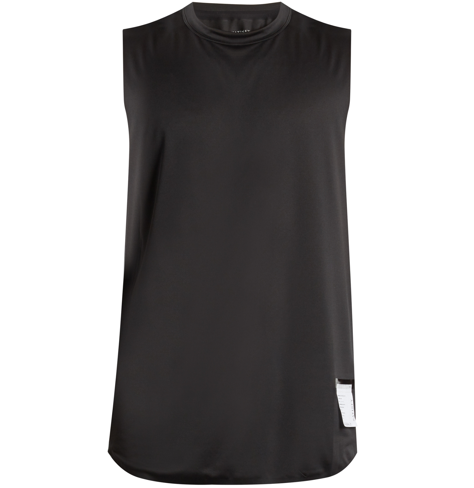 SATISFY Light Muscle stretch singlet tank top -  £70.00