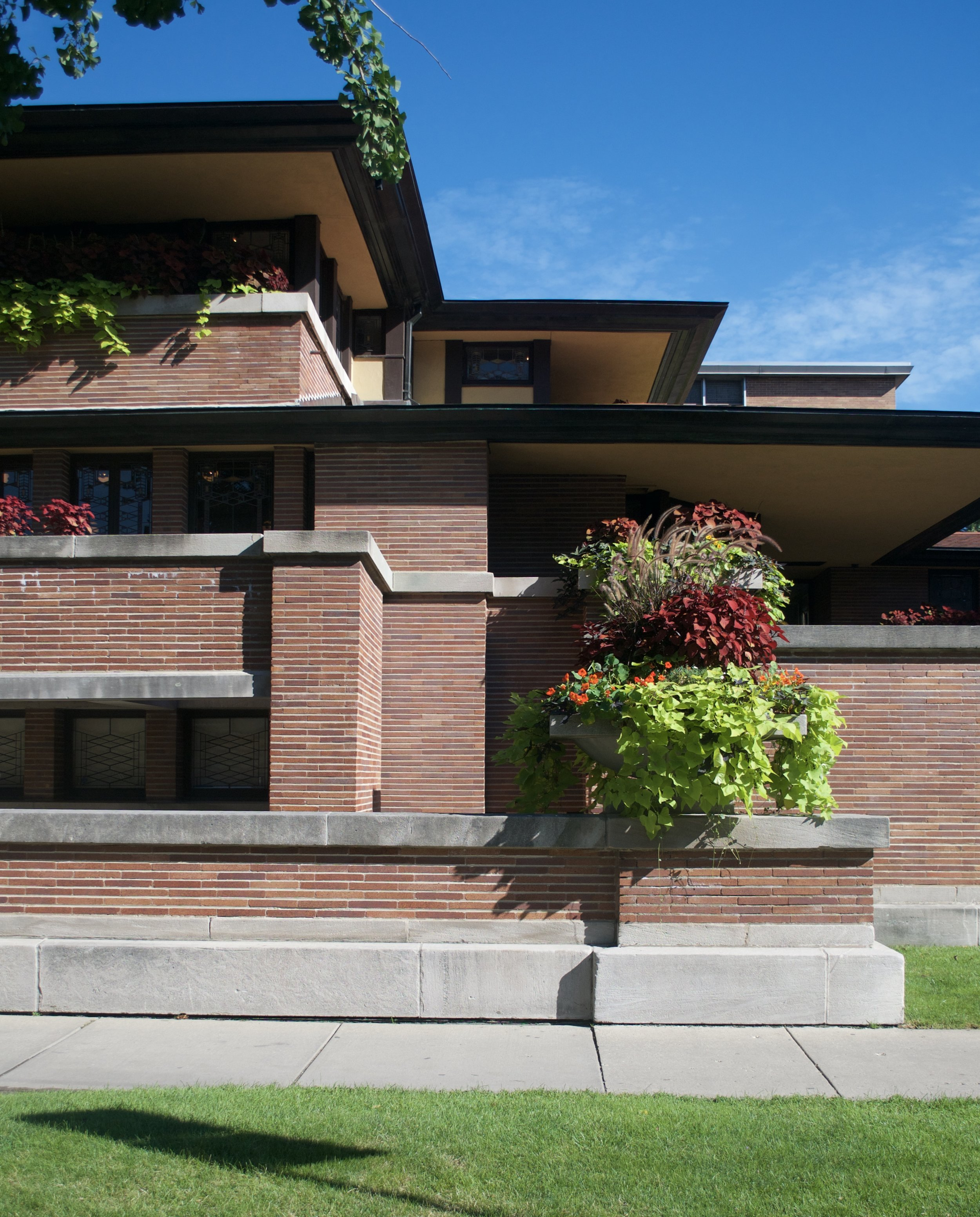 Frank Lloyd Wright Robbie House Chicago