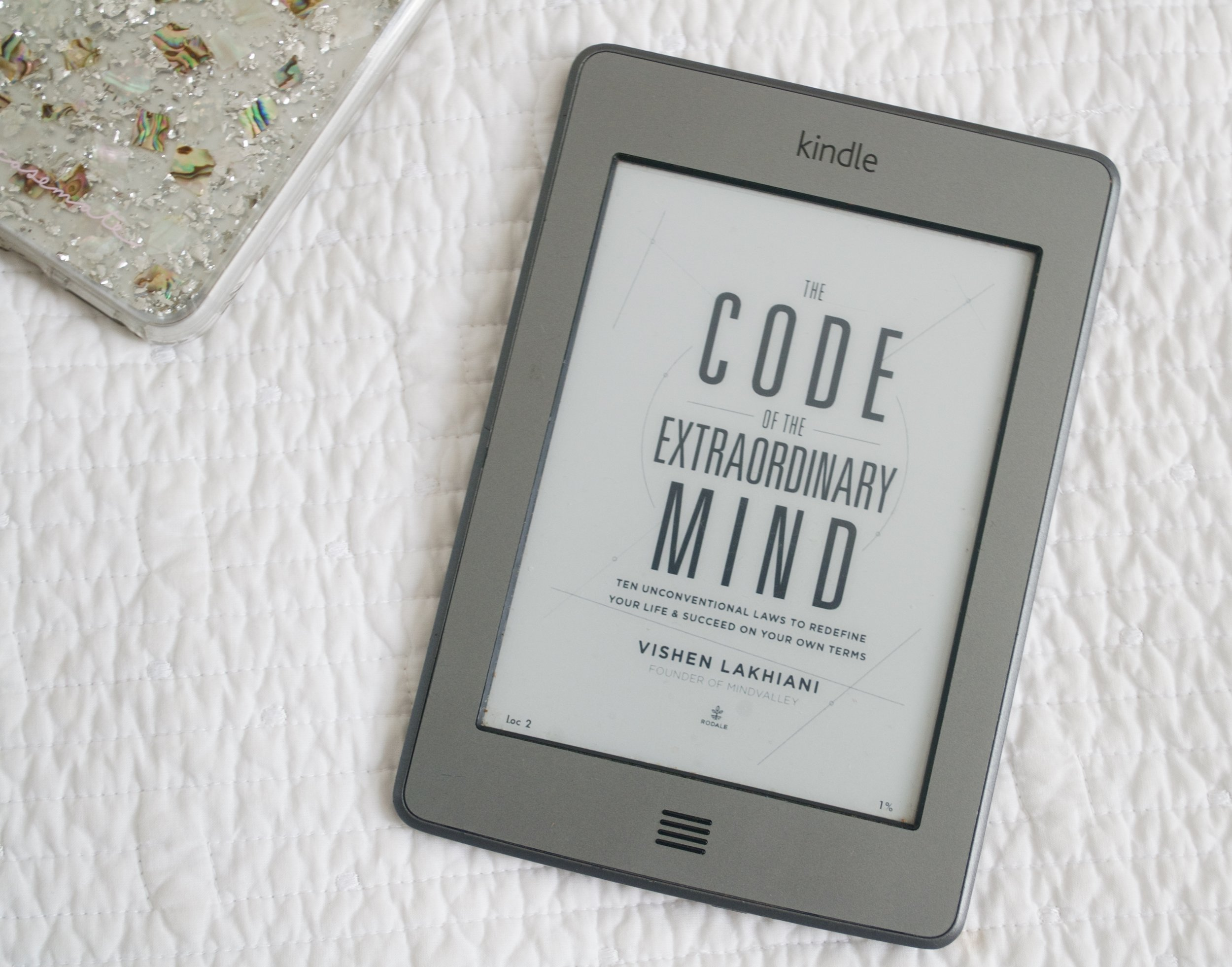 the code of the extraordinary mind kindle