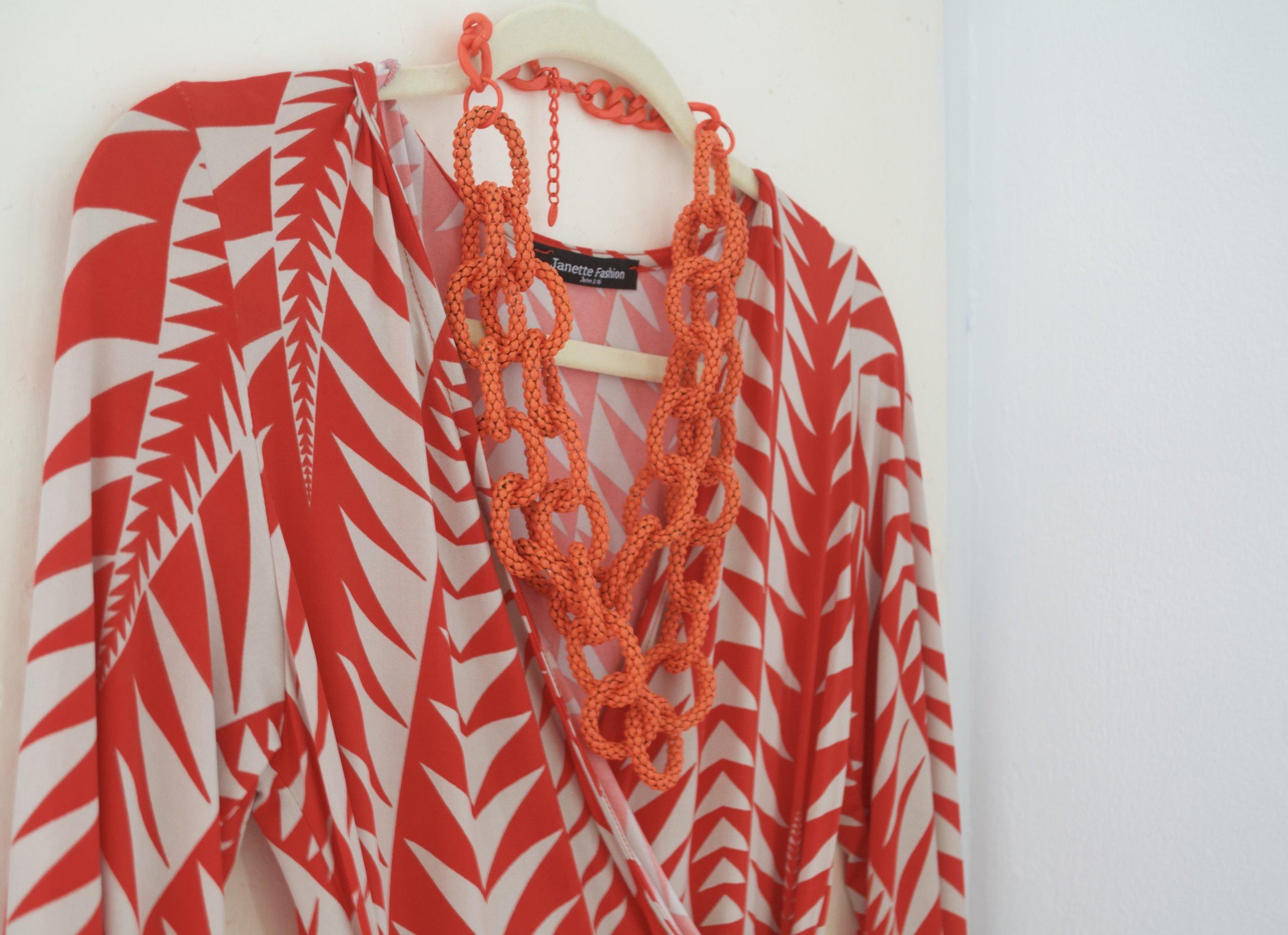la linea boutique maxi dress