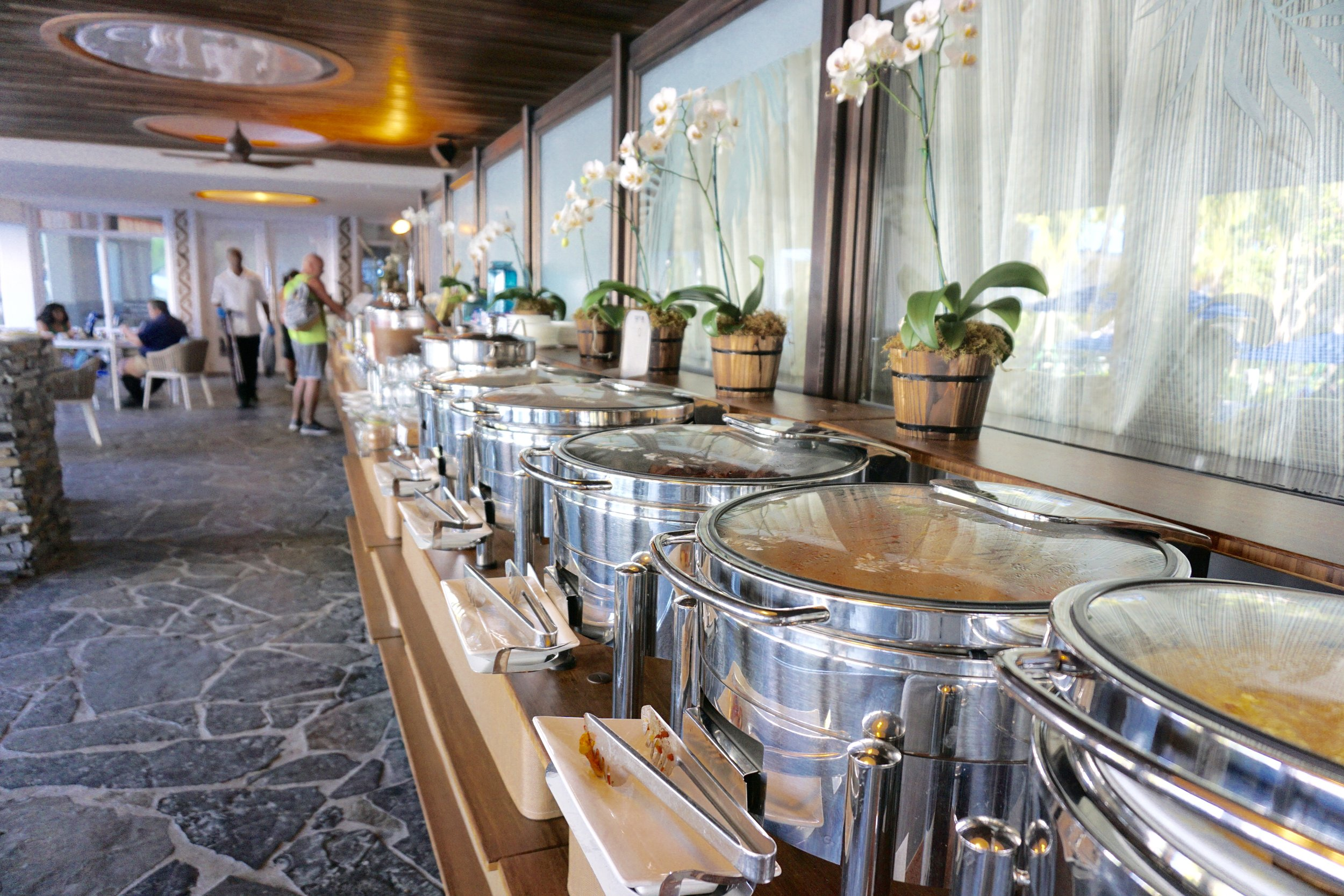 el hotel san juan brunch