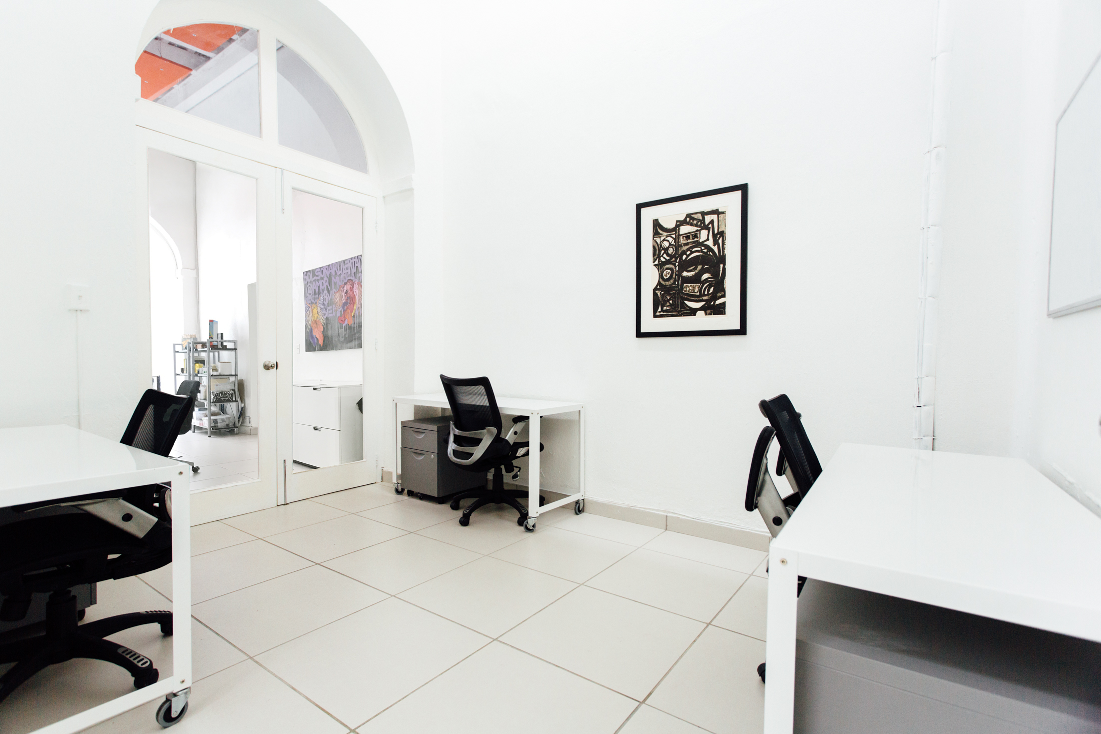 Coworking Space at  Piloto 151