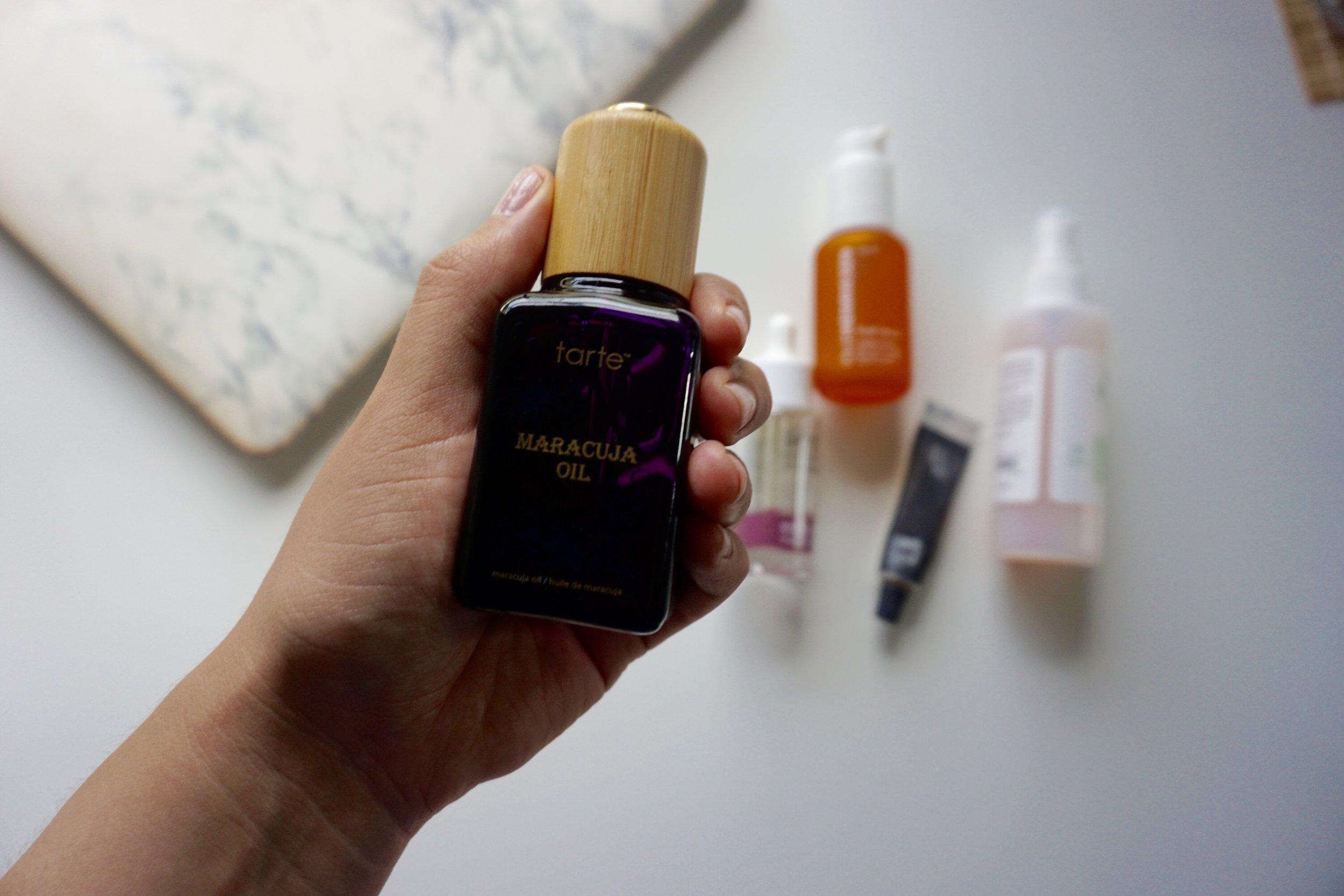 tarte maracuja oil review