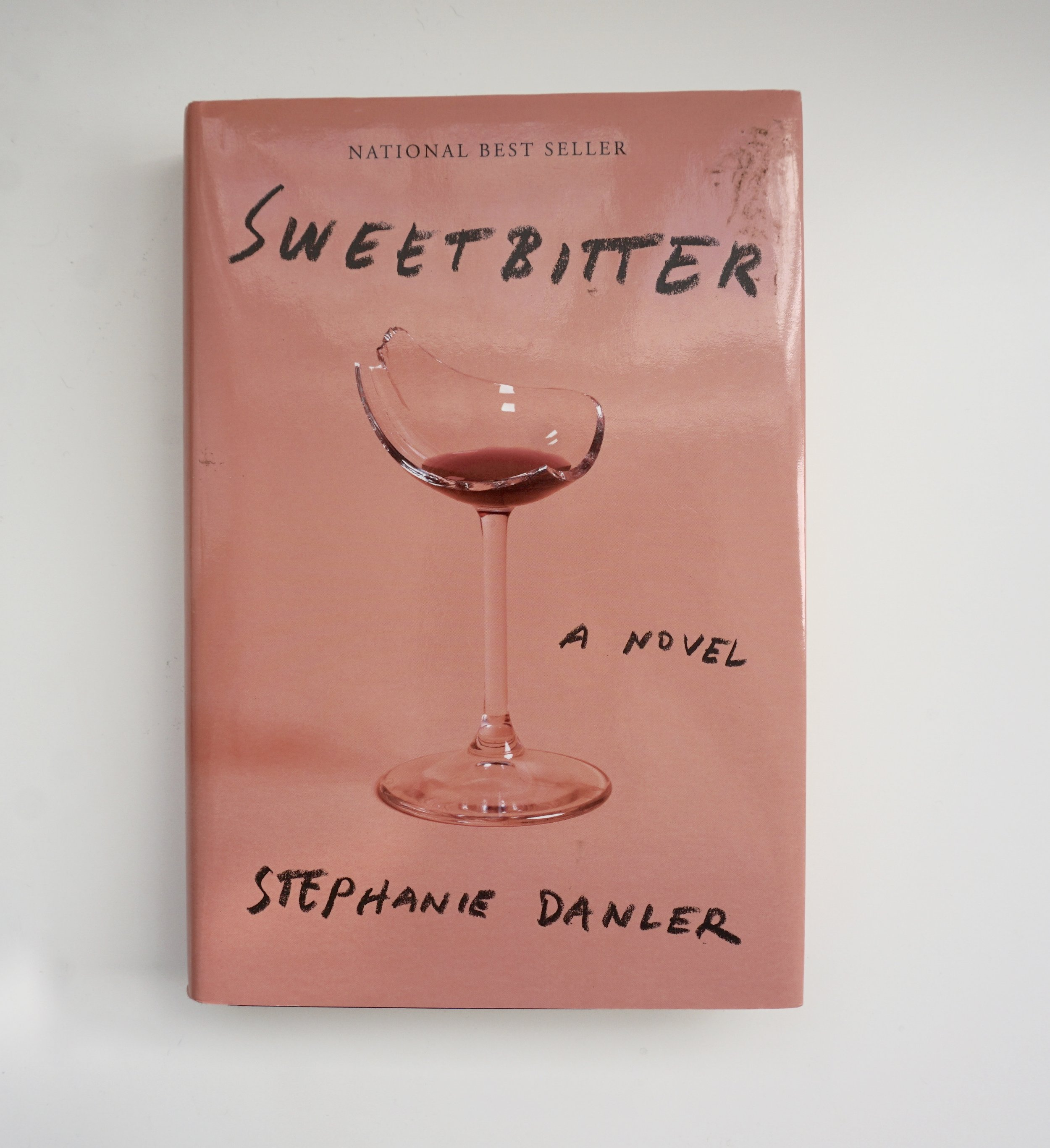 Grab SweetBitter by Stephanie Danler    here  .