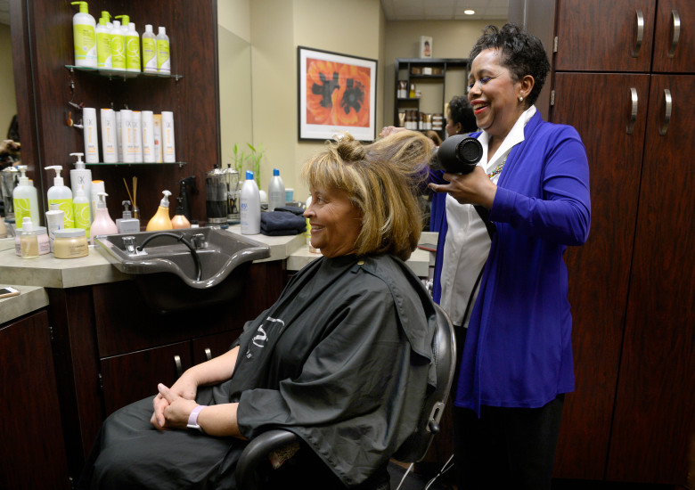 Denver hairstylist was the first and only black woman at her school. - Polly Sanders-Peterson looks back on discrimination she faced as an African-American hairdresser and what she did to change things.As published by The Denver Post. Read the full story here.