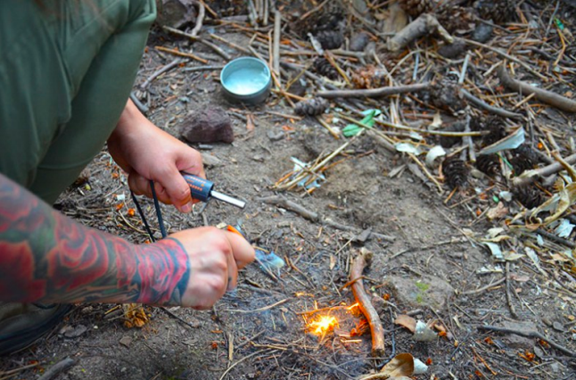 How to survive a wilderness emergency - As published by 303 Magazine. Read the full story here.