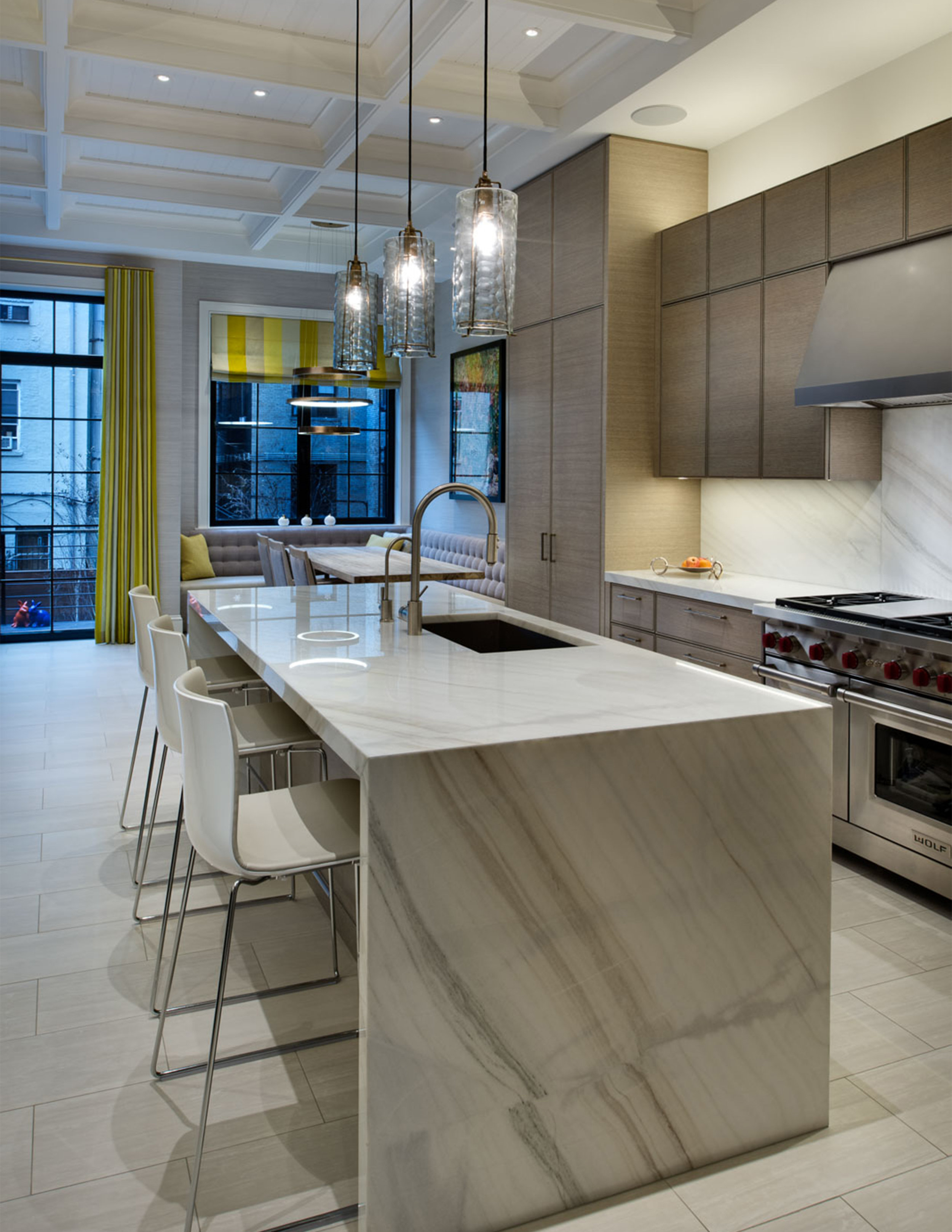 ILIR RIZAJ Architectural + Interior Photographer New York