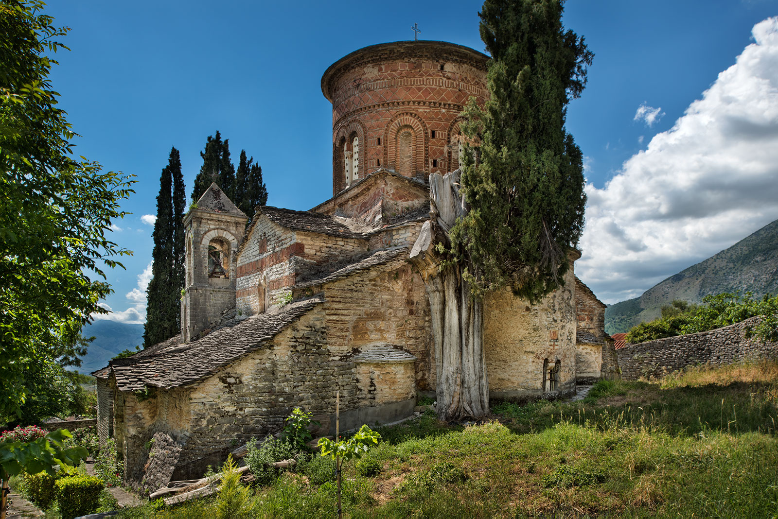 St. Mary's Church, Labovë e Kryqit , Albania
